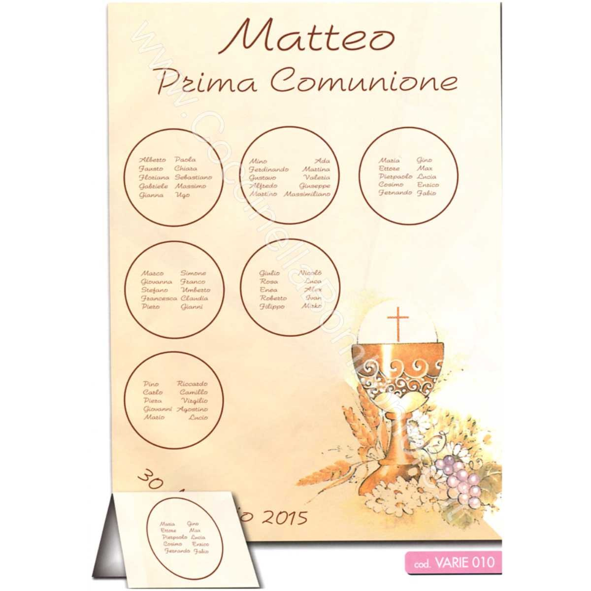 Famoso Tableau Mariage VARIE - La coccinella bomboniere MF62