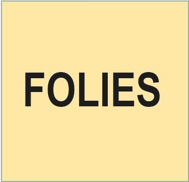 Marchio FOLIES